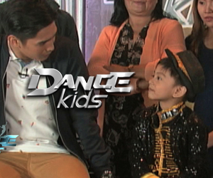 Dance Kids 2015 Extended Backstage: Sean Thumbnail