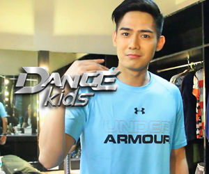 Dance Kids 2015 Tutorials: Robi Domingo Thumbnail