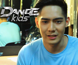 EXCLUSIVE INTERVIEW: Robi Domingo interview about the upcoming dance off Thumbnail